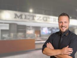 Andreas Helg, Bereichsleiter Metzgerei