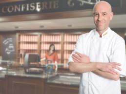 Manuel Furgler, Fachleiter Hausbäckerei
